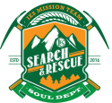 Search-Rescue Logo FC